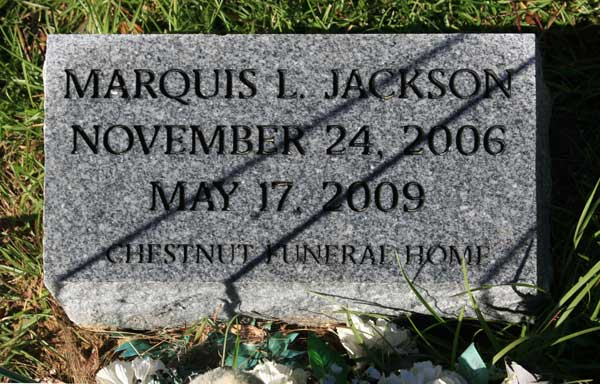 MARQUIS L. JACKSON Gravestone Photo