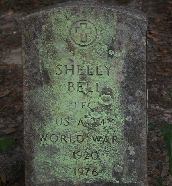 Shelly Bell Gravestone Photo