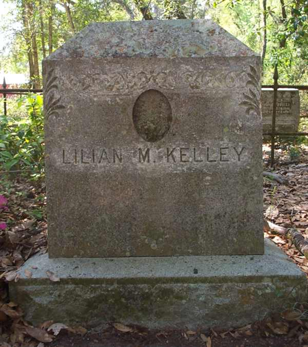 Lillian M. Kelley Gravestone Photo
