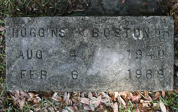 Huinsgg Boston Gravestone Photo