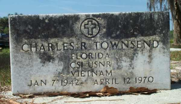 Charles R. Townsend Gravestone Photo