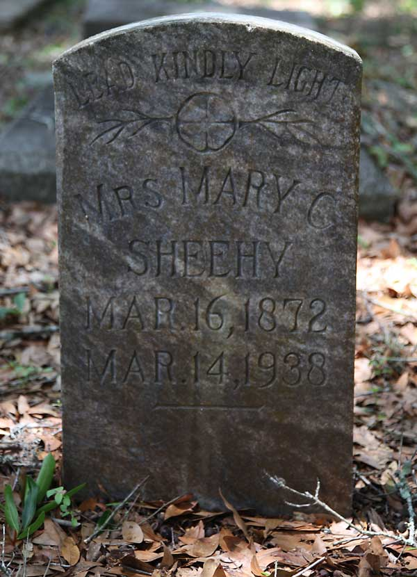 Mary C. Sheehy Gravestone Photo