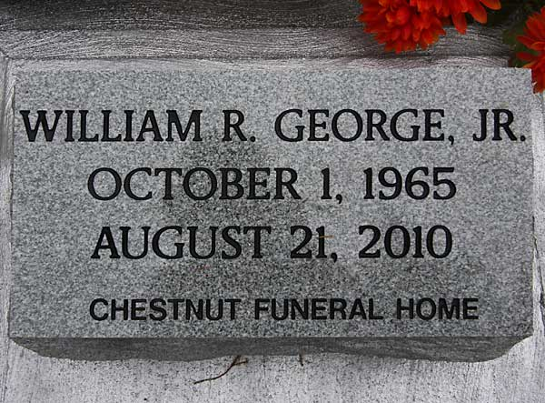William R. George Gravestone Photo