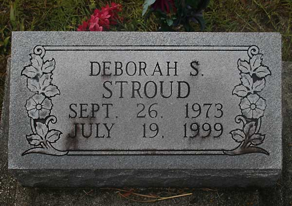 Deborah S. Stroud Gravestone Photo