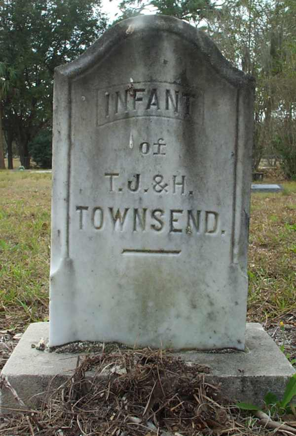 Unknown Townsend Gravestone Photo