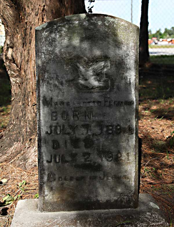 MARC ? FLEMING Gravestone Photo