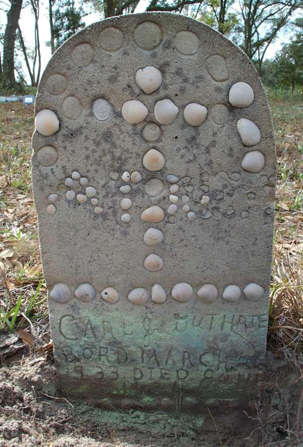 Carl Guthrie Gravestone Photo