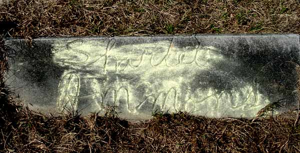 Sharlet (Charlotte Linden) Ammons Gravestone Photo